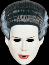 Childs Bride of Frankenstein PVC
