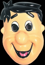 Childs Fred Flinstone PVC