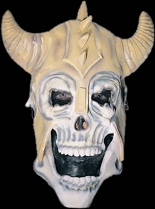 Childs Minotaur Skull