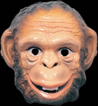 Childs Monkey PVC