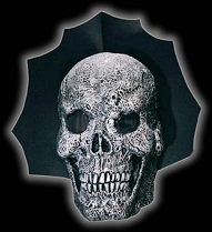 Skull of Death with Collar