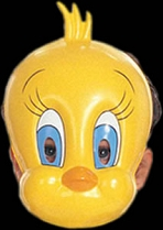 Childs Tweety Bird PVC