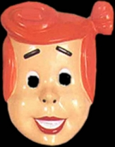 Childs Wilma Flinstone PVC