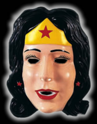 Childs Wonder Woman PVC