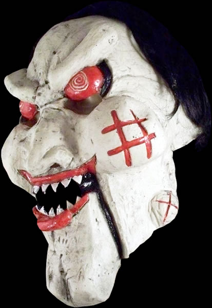 Horror Puppe