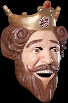 Licensed Burger King