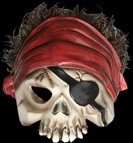 Captains Skull Chinless