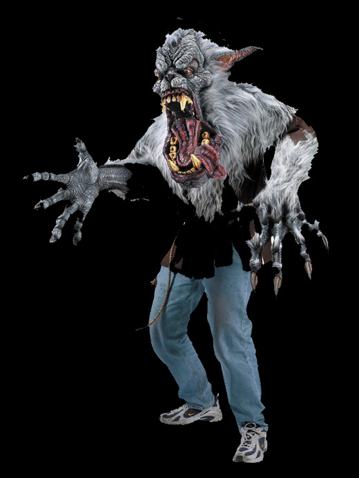 Midnight Howler Creature Reacher Costume