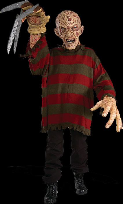 Freddy Creature Reacher Costume