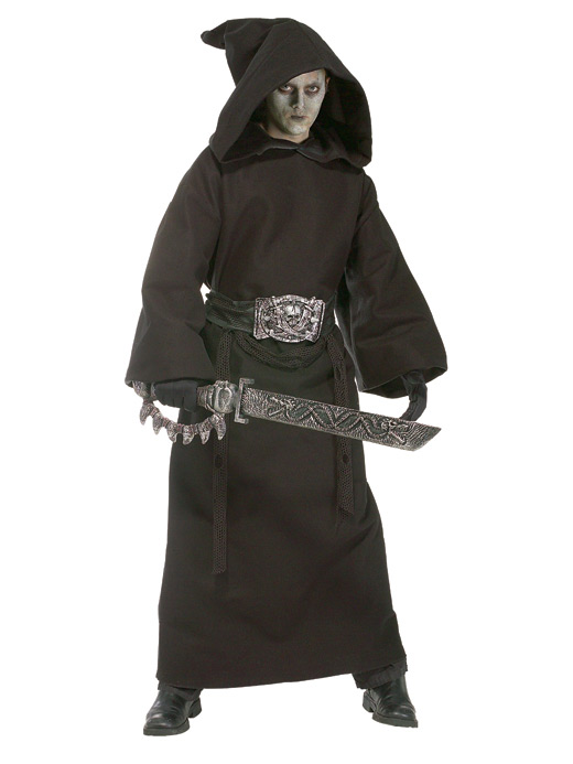 Doomsday Prophet Robe with Belt