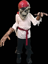 Capn Deadeye Creature Reacher Costume