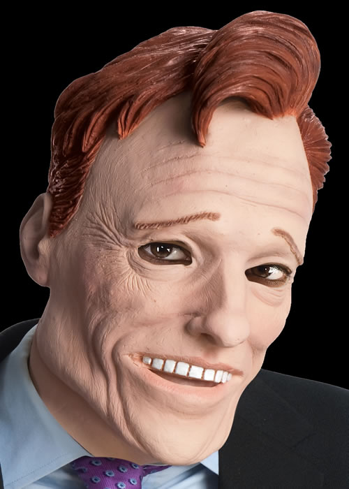 Ex Talk Show Host - Conan O'Brien