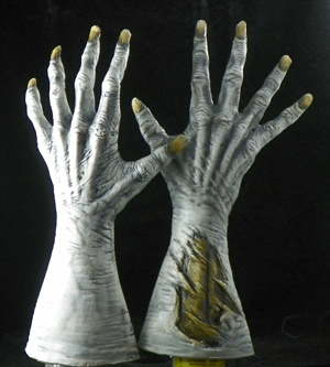 White Ultimate Ghoul Hands