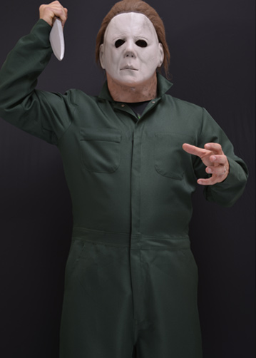 Michael Myers H2 Coveralls