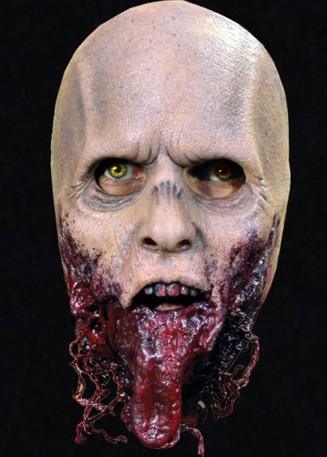 The Walking Dead Jawless Walker