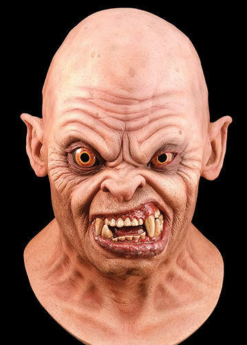 American Werewolf Bald Demon