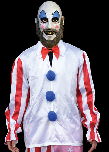 House Of 1000 Corpses Captain Spaulding Costume