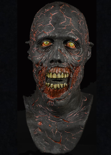 The Walking Dead Charred Walker