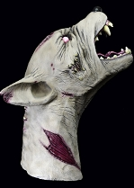 Zombie Dog Puppet