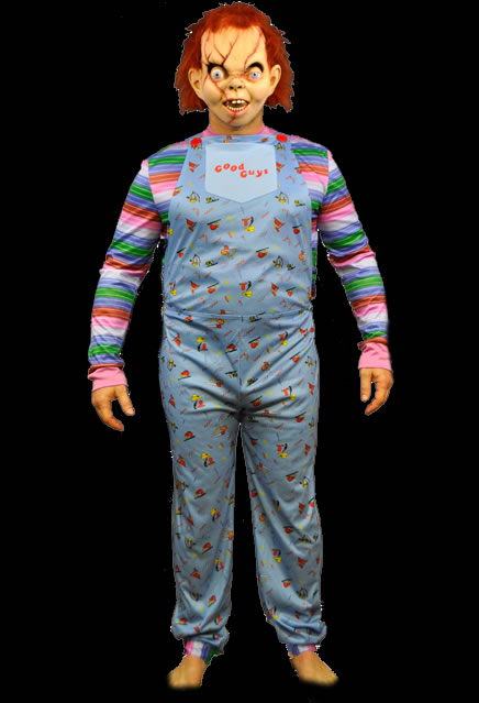 Childs Play 2 Adults Chucky Costume