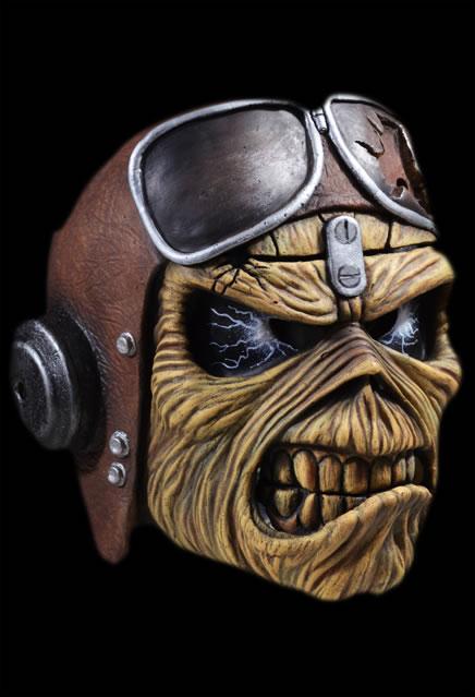 Iron Maiden Aces High Halloween Mask