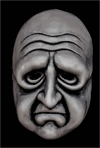 Twilight Zone Paula Harper Mask