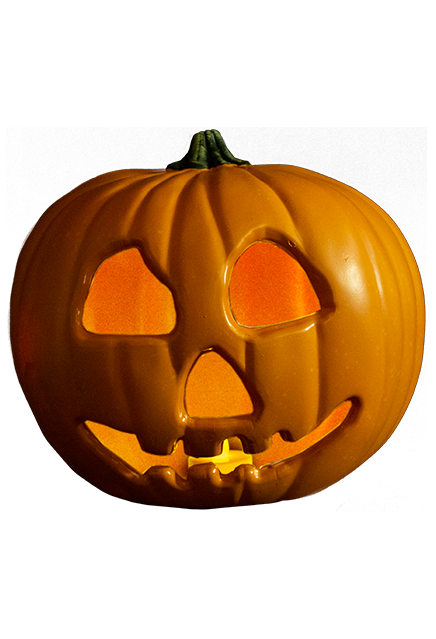 H2 Lightup Pumpkin Prop