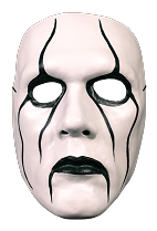 Sting Face Mask WWE