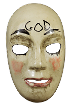The Purge Movie - God Mask