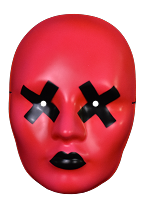Tragedy Girls Mckayla Red Mask