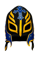WWE Rey Mysterio Black Mask