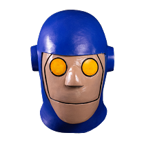 Scooby Doo Villians Charlie The Robot