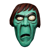 Scooby Doo Villians Creeper Vacuform