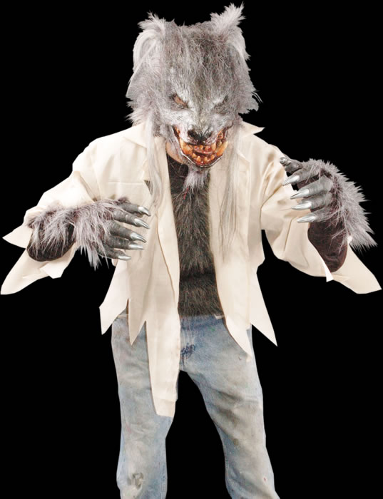 Killer Kick Ass Wolf Costume
