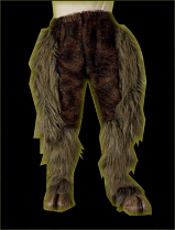 Brown Beast Pants