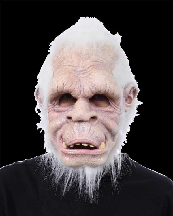 Yeti Albino Bigfoot