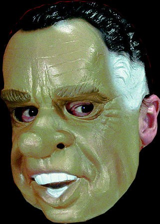 Richard Nixon, full head