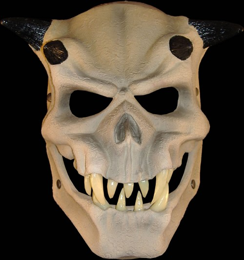 Demon Skull Foam Latex