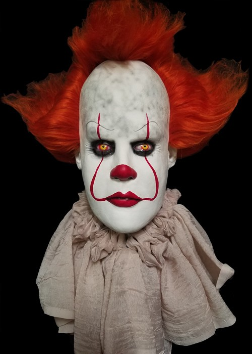 Pennywise IT Movie Halloween Mask