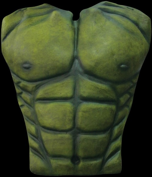 Green Chest