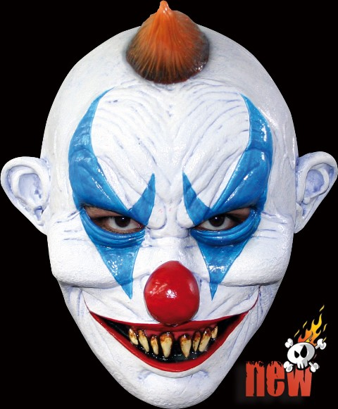 Evil Clown Face