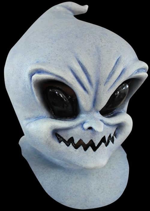 Evil Ghost Halloween Mask