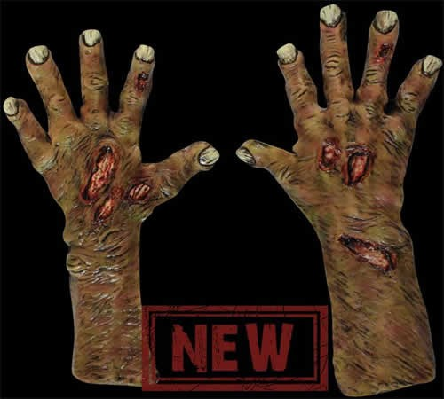 Zombie Undead Gloves