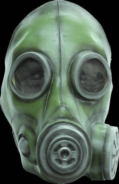 Gas Mask Military