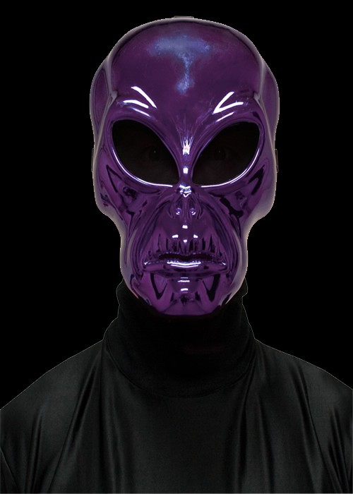 Alien Hockey Purple
