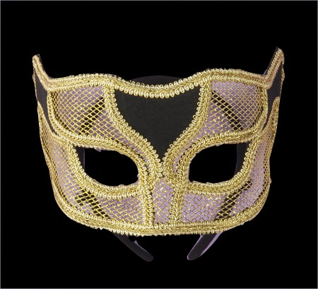 Gold Netted Venetian