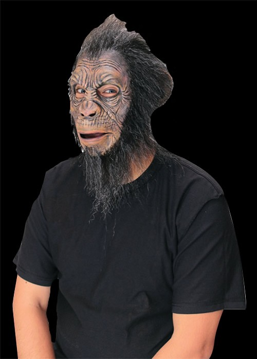 Blake Hairy Ape Ad Mask