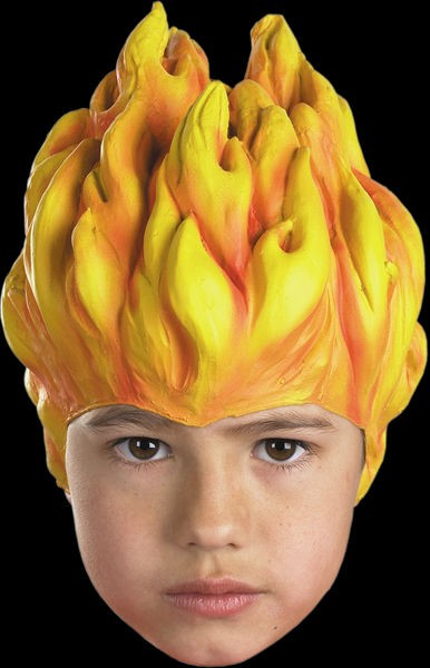 Childs Torch Wig