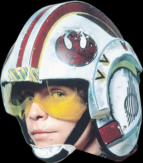 X-Wing Fighter Pilot Helmet