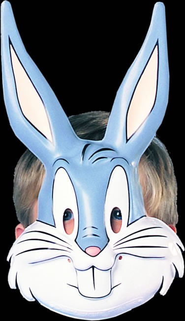 Childs Bugs Bunny PVC